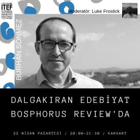 Dalgakıran Edebiyat Bosphorus Review'da!